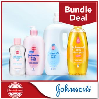 Johnson's Baby Regular Bundle