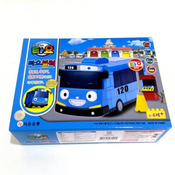 Harga Tayo the Little Bus - Tayo Brick Set