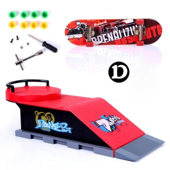 kate Park Rap Part for Tech Deck Fingerboard Finger Board D - 2