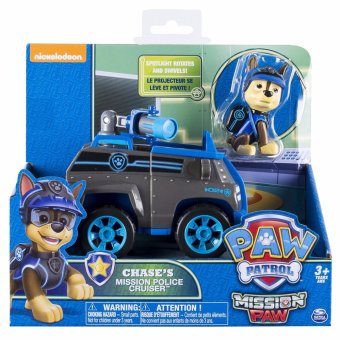 Harga Paw Patrol - Mission Paw - Chase's Mission Police Cruiser