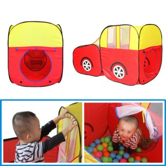 ... Kids Play Tent House Ocean Balls Pit Pool (Red) - 4 ...  sc 1 st  Compare Cheapest Price in SingaporeDig For More Info About The ... & For Sale Kids Play Tent House Ocean Balls Pit Pool Red Singapore ...