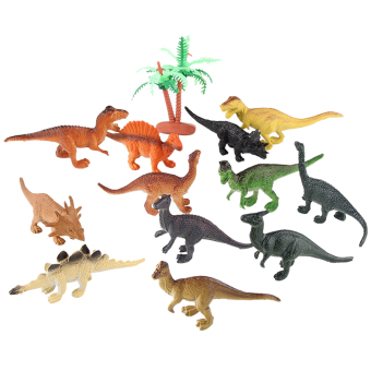 Harga Dinosaur Toy Set Animal Figures Kids Toys - intl