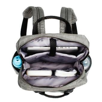 Twelvelittle Unisex Courage Backpack Black - 4