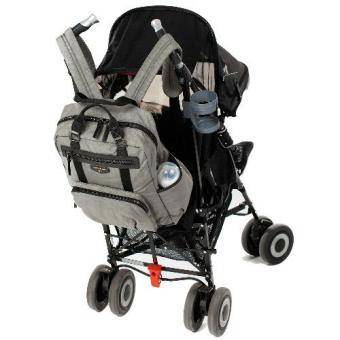 Twelvelittle Unisex Courage Backpack Black - 5