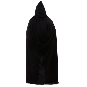 Harga Jetting Buy Black Halloween Costume Theater Prop Death Hoody