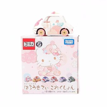 Harga Takara Tomy Limited Edition Sakura Hello Kitty(Pink)