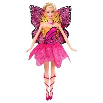 Barbie® Mariposa Mariposa Doll (EC) - 2