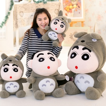 Harga Cartoon small New turned Totoro doll small New plush children's toy doll pillow doll children's gift