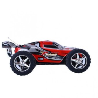 Harga Brand New WL 2019 Car iFast Speed RC Mini Car for Boys Toy with wltoys 2019 Remote Control Nice Car Wholesale (red)