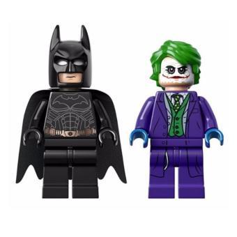 LELE 34005 Heroes Gathering: Batman the Tumbler - 3