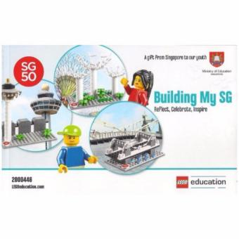 Harga LEGO SG50 Building My SG - Reflect, Celebrate, Inspire
