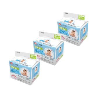 Harga LEC (Everyday) 99.9% Water Baby Wipes (80s x 24)