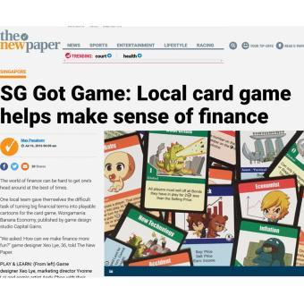 TOP SELLING Singapore Board Game on KICKSTARTER!! Wongamania: Banana Economy - 4