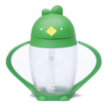 Harga Lollaland Lollacup Straw Sippy Cup (Good Green)