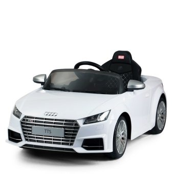 Harga AUDI TTS Concept Electric Ride-On Car (White)