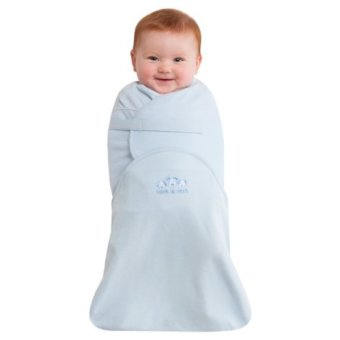 Halo Swaddlesure Adjustable Swaddling Pouch (Blue)