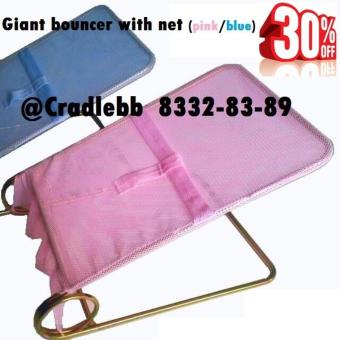 Harga Giant bouncer (Pink netting)