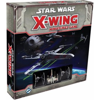 Harga Fantasy Flight Games Star Wars X-wing Miniatures Game