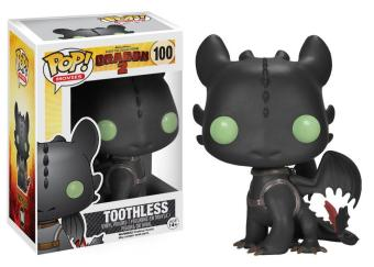 Harga POP! Movies: #100 How to Train Your Dragon Toothless