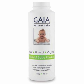 GAIA Natural Baby Powder 200g