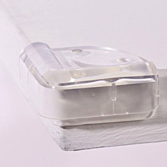 smiling Baby Table Corner Protectors Transparent Anti-Collision Angle - 4