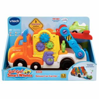 Harga VTech Go! Go! Smart Wheels Deluxe Car Carrier
