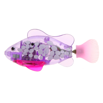 Harga Activated Powered Robo Fish Toy No. 1
