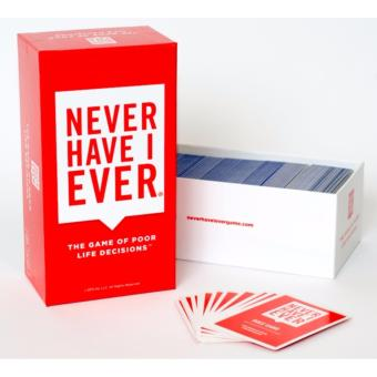 Never Have I Ever Card Game - The Game of Poor Life Decisions - 3
