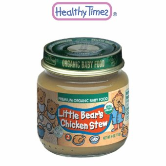 Harga Healthy Times Dinners Little Bear Chicken Stew 6 months+