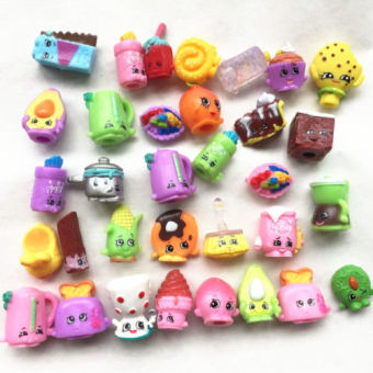 Harga 50pcs/lot Shopkins Season 1 2 Special Limited Edition Kids Toys