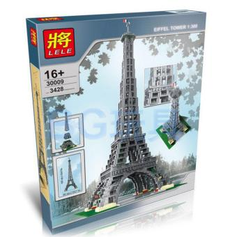 Harga LELE 30009 Eiffel Tower Building Block Set