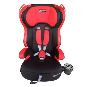 Harga Bonbijou Comfort Cruise High Back Booster Car Seat, Red