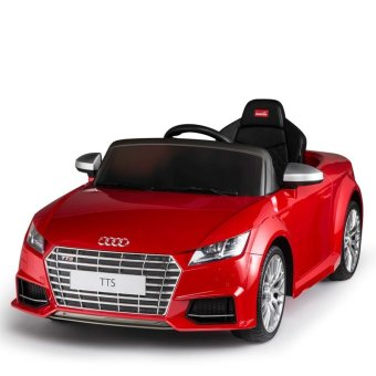 Harga AUDI TTS Concept Electric Ride-On Car (Red)