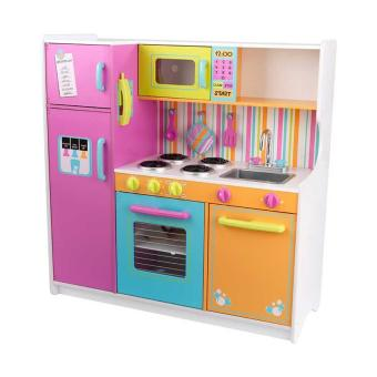 Harga Kidkraft Deluxe Big and Bright Kitchen