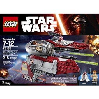 LEGO Star Wars Obi-Wans Jedi InterceptorTM 75135 - intl - 2