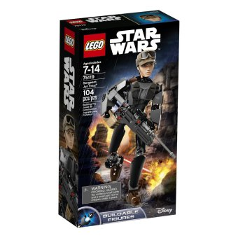 Harga LEGO 75119 Constraction Star Wars Sergeant Jyn Erso™