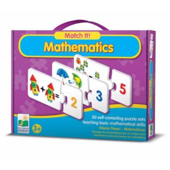 The Learning Journey Match It! Math - 2