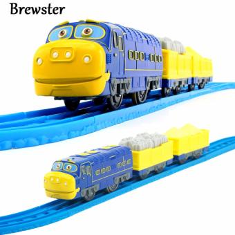 Harga TOMY Chuggington Trains - BREWSTER - for Trackmaster and Plarail