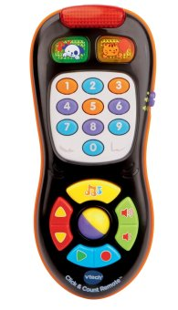 Harga VTech Click and Count Remote, Black