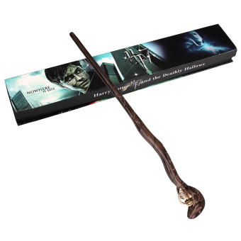 Harga Harry Potter Cosplay Role Play Nagini Snake Magical Wand Toys Gift In Box - intl