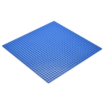 Harga Jetting Buy Building Blocks Base Plate for Lego Blue
