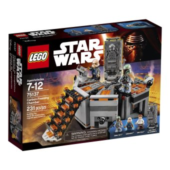 Harga LEGO 75137 Star Wars ™Carbon-Freezing Chamber