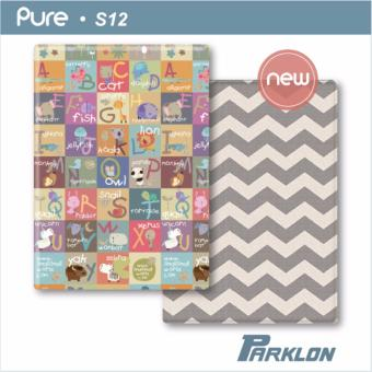 Harga Parklon Bumper Playmat Pure Animal + Zig Zag (size S12)