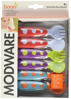 Harga Boon Modware Spoon-Fork (3 Packs)