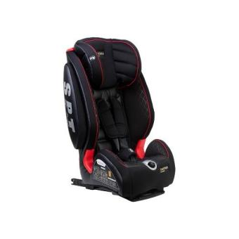 Harga Bon bijou Easy Rider Plus C/W Isofix & Top Teether, Group 1,2,3 (Black)