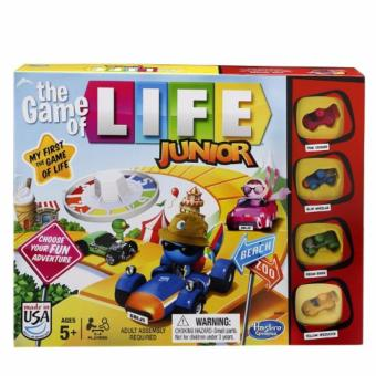 Harga Hasbro The Game of Life Junior Game