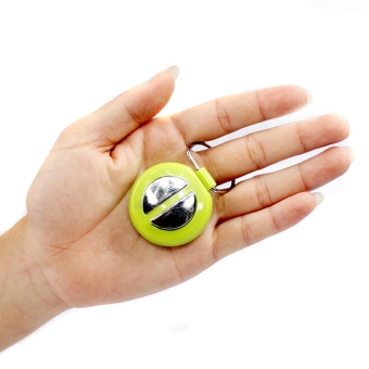 Handshake Electric Shocking Key Ring Joke Trick Toy