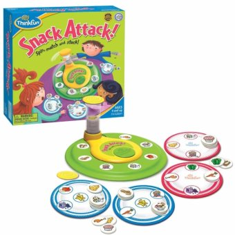Harga Snack Attack Board game Matching Stacking Educational Parents and children interactive toys - intl