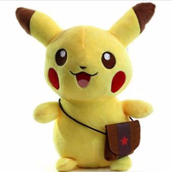 Harga Hequ Pokemon plush toy doll,baby toys Christmas gifts,wholesale wedding company gifts Pikachu - intl