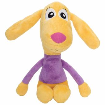 Baby Genius Lola Soft Stuffed Plush Toy by Manhattan Toy